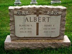 Blanche V. Albert
