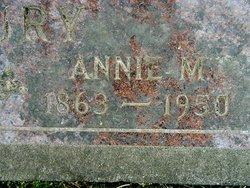 Anna Marie Annie <i>Stevenson</i> Asbury