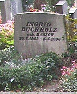 Ingrid <i>Massow</i> Buchholz