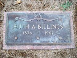 Ruth A. Billings