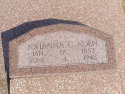 Johanna C Aden
