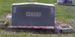 Evelyn <i>Dickey</i> Acker