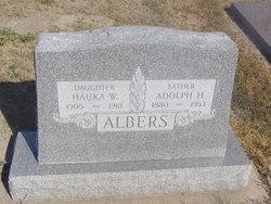 Hauka W Albers