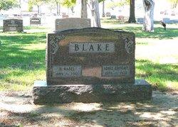 H Mabel Blake