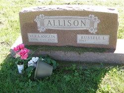Vera <i>Anglin</i> Allison
