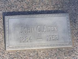 John C Aden