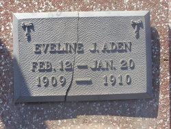 Eveline J Aden