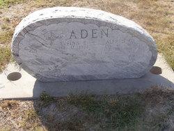 Alfred G Aden