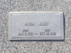 Anna Aden