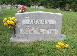 Herman E. Adams
