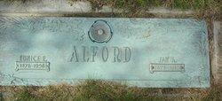 Eunice E Alford