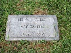 Lenna O. Allen