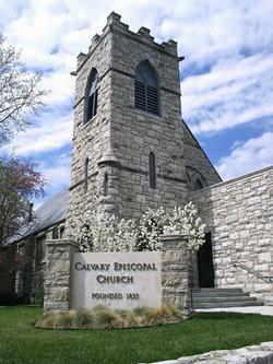 Calvary Episcopal Church Cemetery