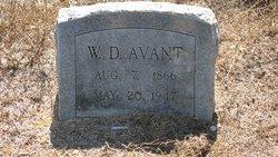 W. D. Avant