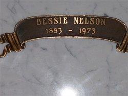 Bessie <i>Tolbert</i> Nelson