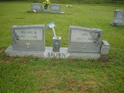 Willard Walter Bill Brown