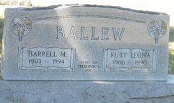 Ruby Leona <i>Johnson</i> Ballew