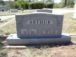 Lee Allen Arthur