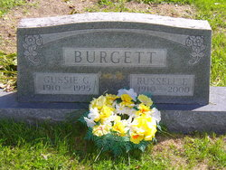 Gussie G. Burgett