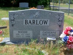 Annie Catherine <i>Dennison</i> Barlow