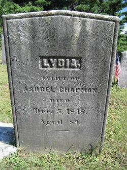 Lydia <i>Lord</i> Chapman