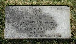 Helen Margaret Binder