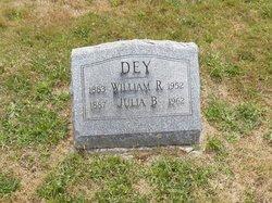Julia <i>Reid</i> Dey