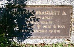 Claude Henderson Bramlett, Jr