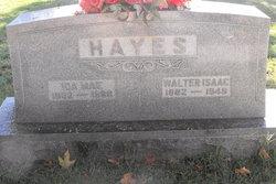 Walter Issac Hayes
