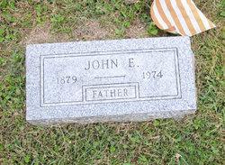 John E Shinn
