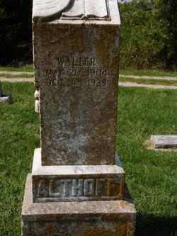 Walter Althoff