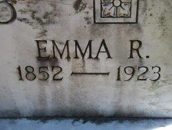 Emma R. <i>Rowe</i> Cribb