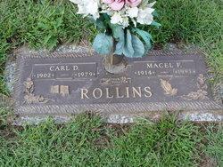 Macel Freda Hazel <i>France</i> Rollins