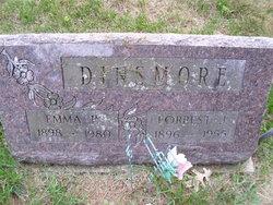 Forrest Joe Dinsmore