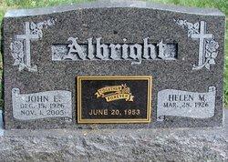 John E. Albright