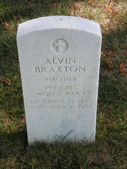 Alvin Braxton