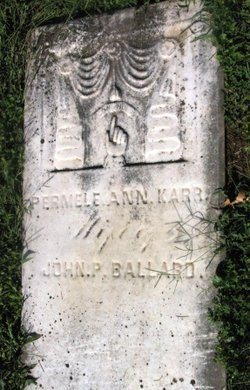 Permele Ann <i>Karr</i> Ballard