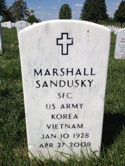 Marshall Sandusky