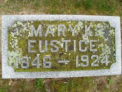 Mary King <i>Tippett</i> Eustice