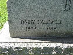 Daisy <i>Caldwell</i> Bender