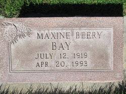 Mary Maxine <i>Beery</i> Bay