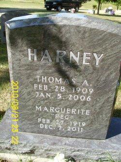 Marguerite Lucille Peggy <i>Garden</i> Harney