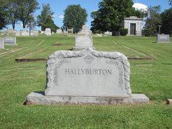 Laura Elizabeth <i>Roderick</i> Hallyburton