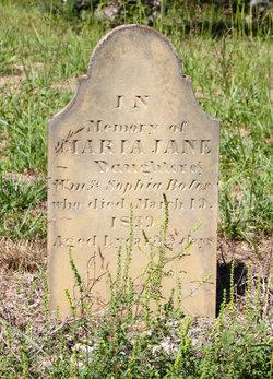 Maria Jane Boles