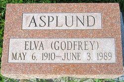 Elva <i>Godfrey</i> Asplund