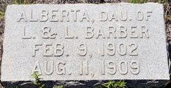 Alberta Barber