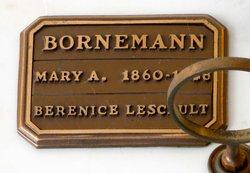 Mary A <i>Mackin</i> Bornemann