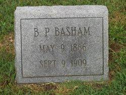 Barksdale Peyton B.P. Basham