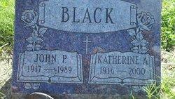 John P Black