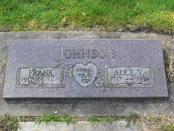 Alice Viola <i>Paddock</i> Johnson